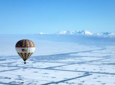 Hokkaido,Hot Air Balloon,Masyuu-Kisen