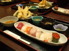 炙り茶屋寿司握り1