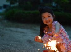 Handheld Fireworks Sapporo