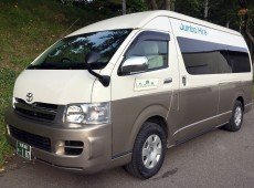 Vehicle_sample (TOYOTA HIACE grand cabin)