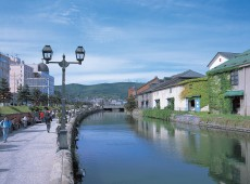 Otaru Canal_Otaru One Day Tour