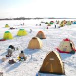 札幌氷上ワカサギ釣り体験送迎付き_北海道宝島トラベル