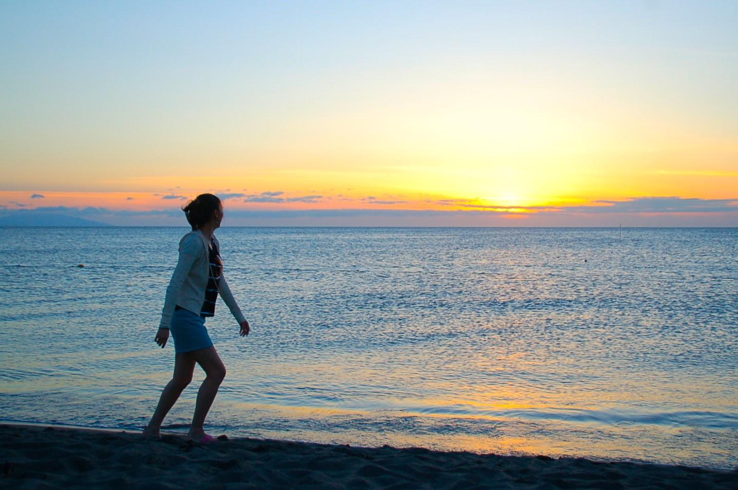 ▲写真は石狩浜海水浴場あそびーち。「手ぶらでキャンプ」も開催されます