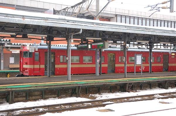 JR北海道の「赤電」