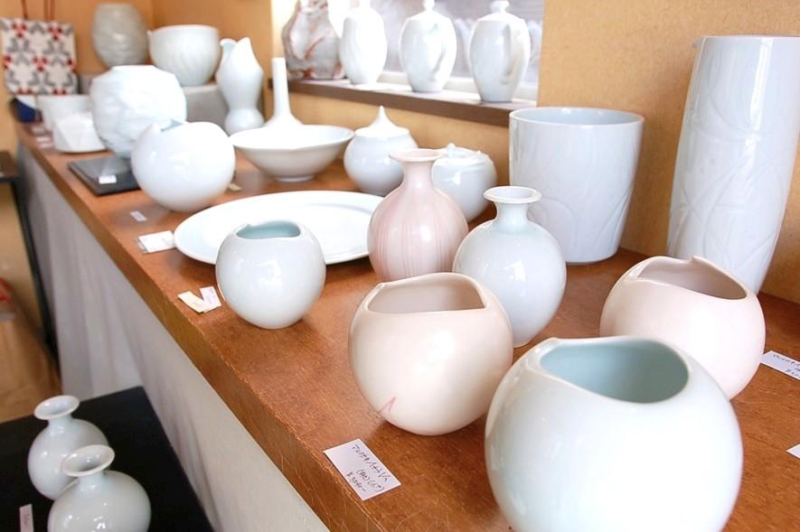 江別の陶芸ギャラリー「あゆ藤」