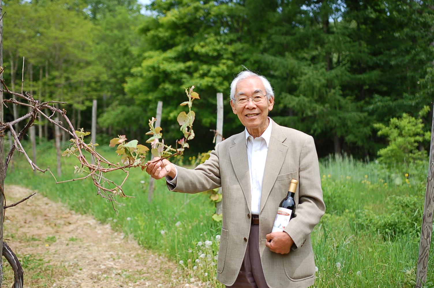 新ツアー登場! 日本一小さい?札幌の地元ワイナリーを訪ねる旅