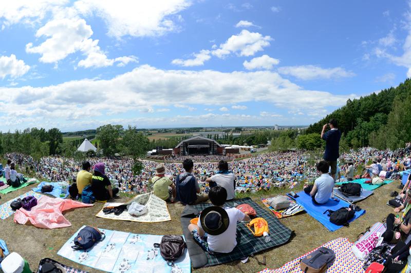 岩見沢で開かれる注目の野外音楽フェス「ジョインアライブ」は来週開催!