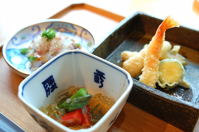 札幌初、庭園レストラン「エルムガーデン」で流しそうめんが楽しめます!