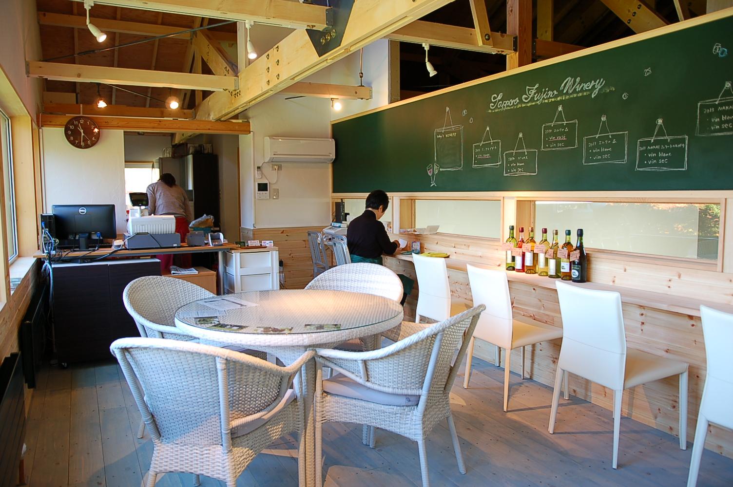 さっぽろ藤野ワイナリーに新醸造所が完成!