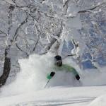 札幌スキーレッスン送迎付き